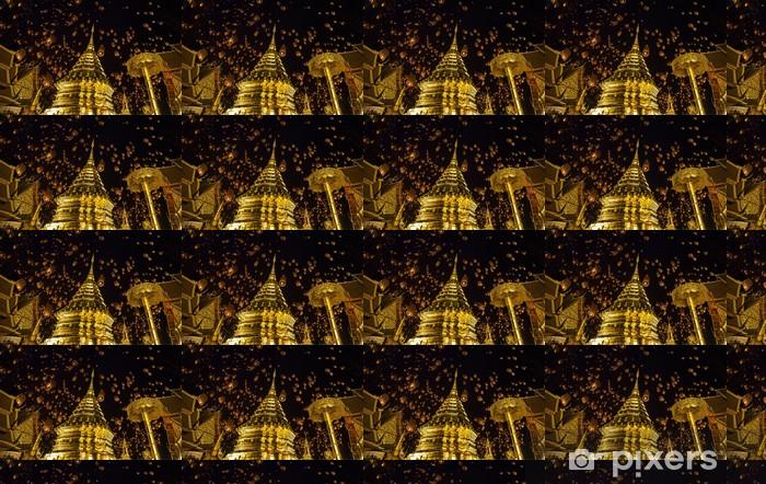 Tapeta na wymiar winylowa Złota pagoda i yeepeng - Azja