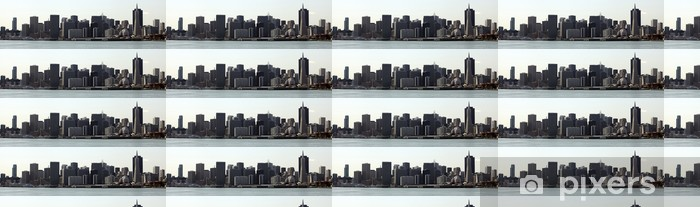 Vinyltapete nach Maß San francisco skyline - Amerikanische Städte