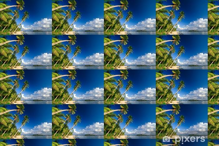 Tapeta na wymiar winylowa Piękna tropikalna plaża raj - Tematy