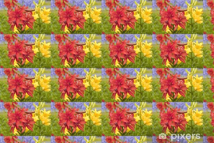 Tapete Garten Lilien Pixers Wir Leben Um Zu Verändern