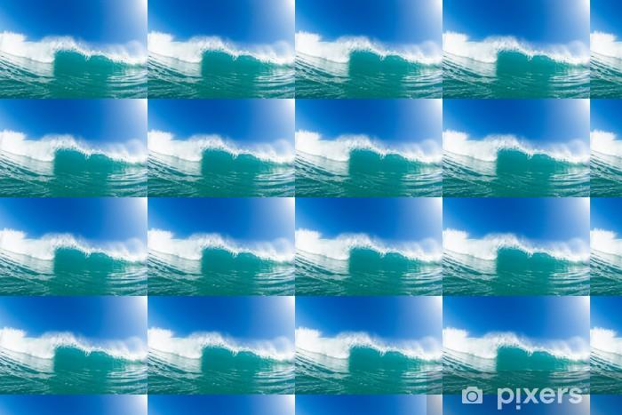 Papel de parede em vinil à sua medida Ocean Wave - Maravilhas da Natureza