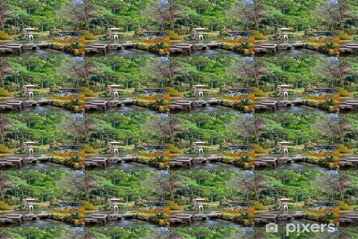 Vinylová tapeta na míru Canal v parku - Témata