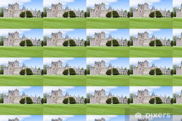 Glamis Castle, Angus, Scotland Vinyl custom-made wallpaper - Europe