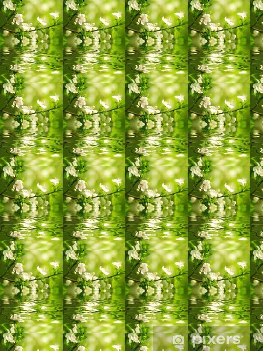Vinyltapete nach Maß Blühenden Zweig - Themen