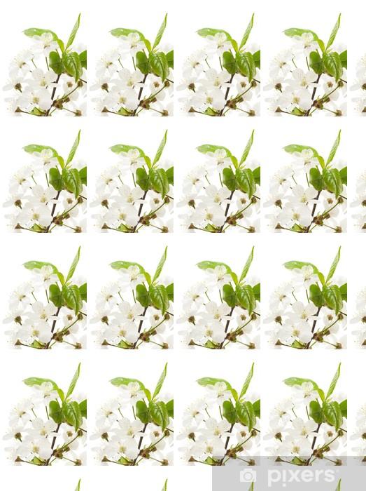 Vinyl behang, op maat gemaakt Spring - Bloemen