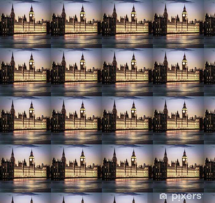 Vinylová tapeta na míru Houses of Parliament - Témata
