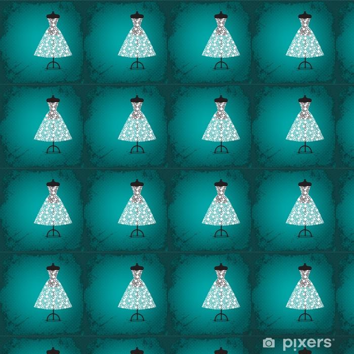 Papier peint vinyle sur mesure Wedding dress - Célébrations