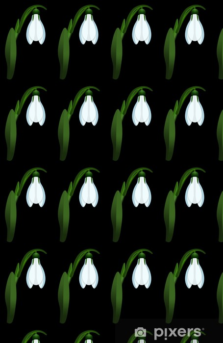 Vinyltapete nach Maß Blume - Pflanzen