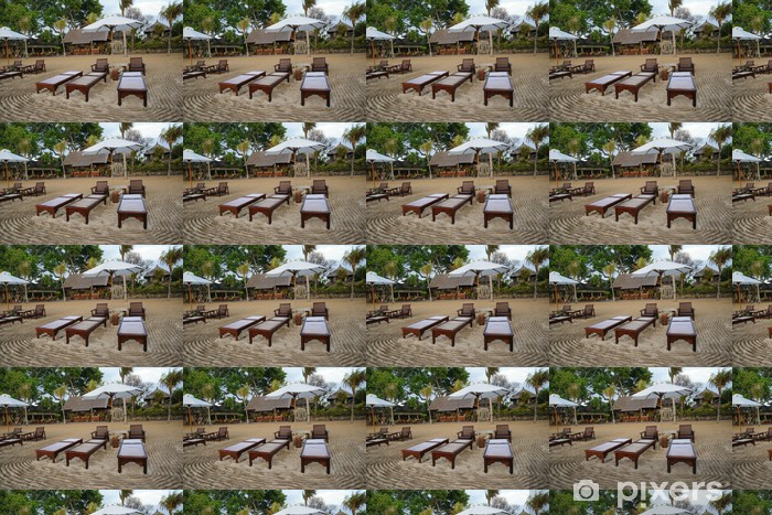 Papier peint à motifs vinyle Paysage plage 78 - Vacances