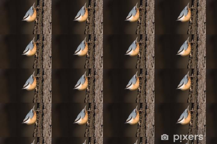 Carta da parati in vinile su misura Kleiber - Uccelli