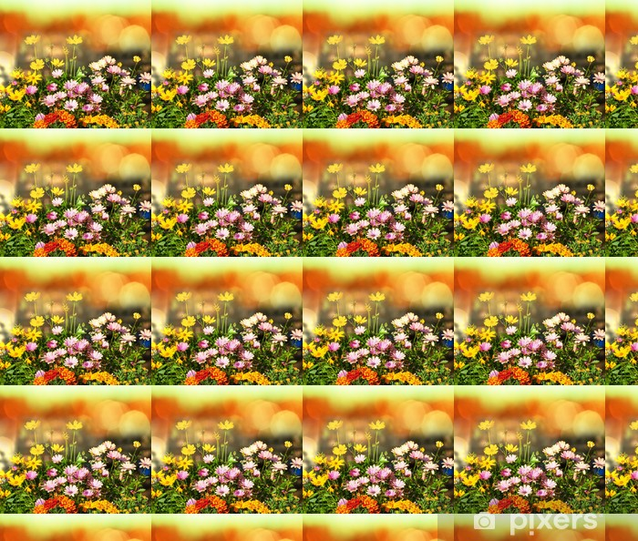 Tapeta na wymiar winylowa Kwiaty - Rolnictwo
