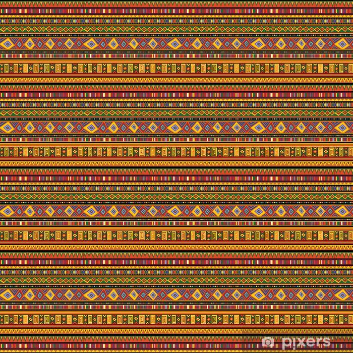 Schone Farbige Nahtlose Muster Afrika Ethnischen