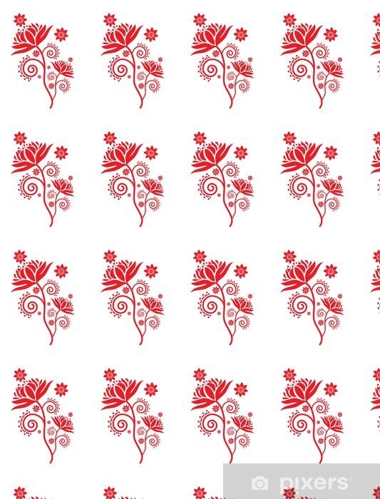 Tapeta na wymiar winylowa Starożytna tradycyjny wzór cięcia papieru - Azja