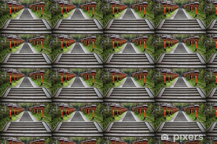 Vinylová tapeta na míru Kurama Temple, Kyoto - Témata