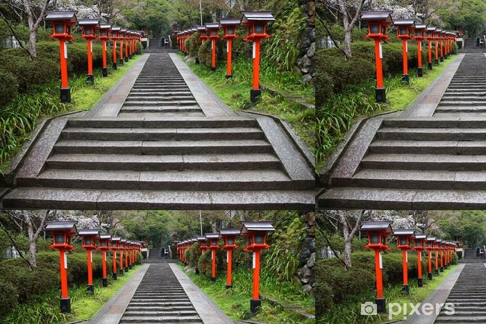 Vinylová Tapeta Kurama Temple, Kyoto - Témata