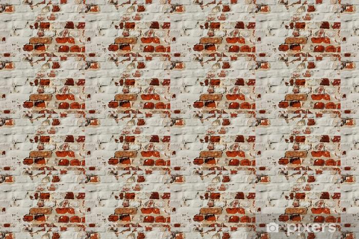 Vinyltapete nach Maß Stone Wall Background - Schwerindustrie