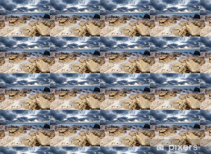 Özel Boyutlu Vinil Duvar Kağıdı Sahil - Diğer manzaralar