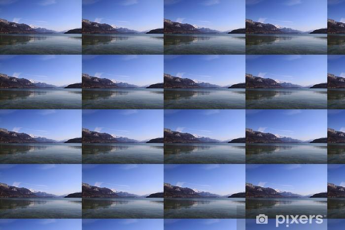 Tapeta na wymiar winylowa Jezioro Annecy - Europa