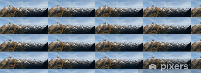 Tapeta na wymiar winylowa Alpen przeglądowy - Europa