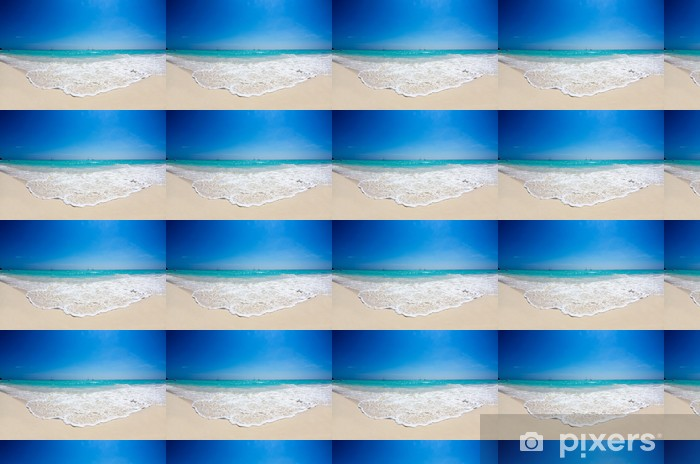 Vinylová tapeta na míru Tropické moře - Voda