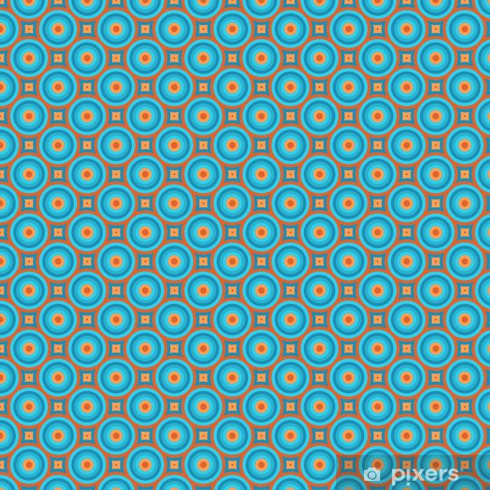 Retro Muster Tapeten Tapeten Der 70er Tapetenmuster 11