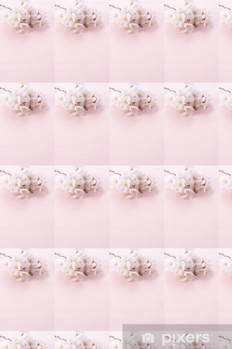 Vinylová tapeta na míru Sakurai - Květiny