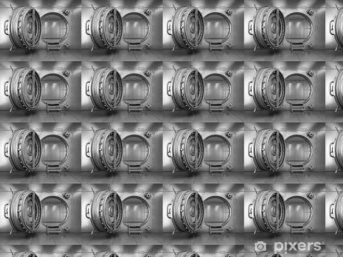 Open Bank Vault Door Wallpaper • Pixers