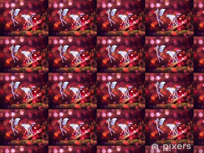 Tapeta na wymiar winylowa Magiczne bajki grzyb - Przeznaczenia