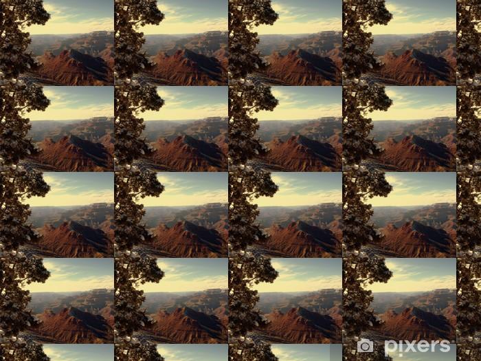 Papier peint vinyle sur mesure Grand canyon - Amérique
