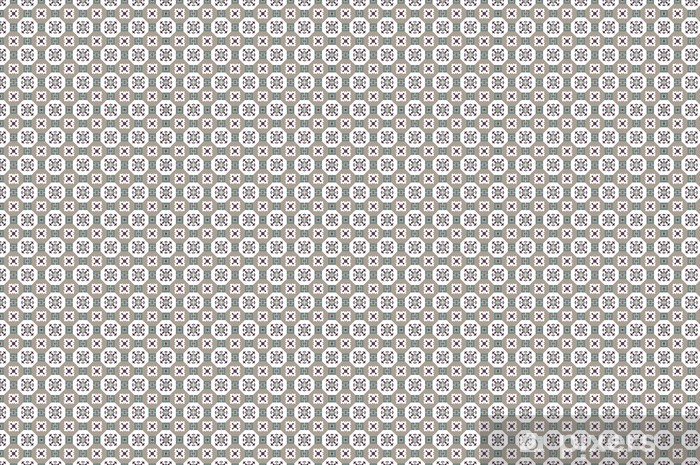 Papel de parede em vinil à sua medida Fliese Kachel Muster - Indústria Pesada