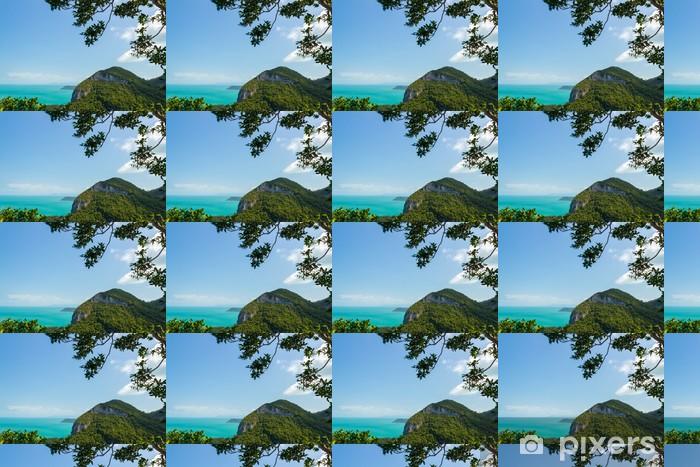 Tapeta na wymiar winylowa Marine Park: AngThong Marine National Park Widzenia - Azja