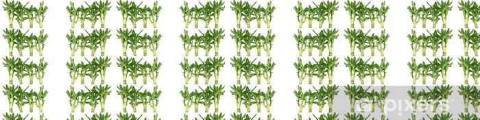 Tapeta na wymiar winylowa Bambus - Zdrowie i medycyna
