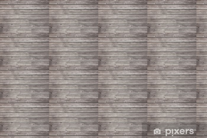 Tapeta na wymiar winylowa Wyblakły szary deski z ogrodzenia - Tekstury