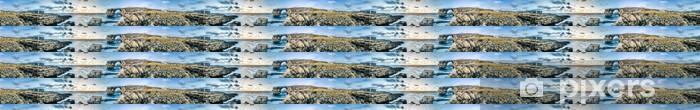 Vinyltapete nach Maß Azure Window in Insel Gozo, Malta. - Europa