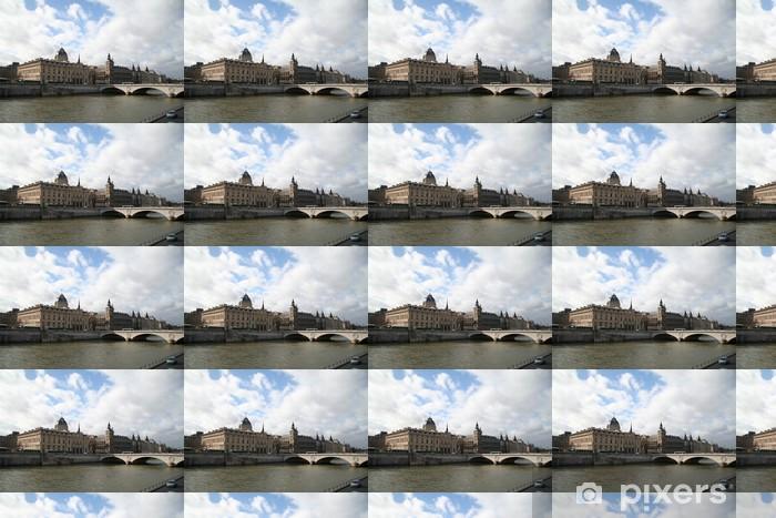 Papier peint vinyle sur mesure La conciergerie - Paris - Villes européennes