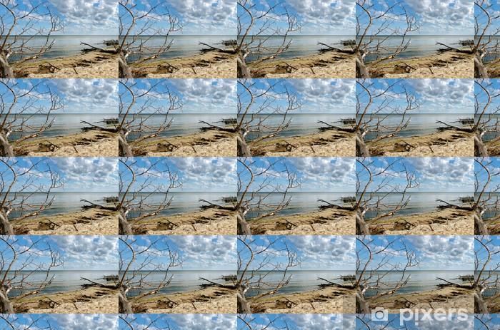 Papier peint vinyle sur mesure Sur la plage - Saisons