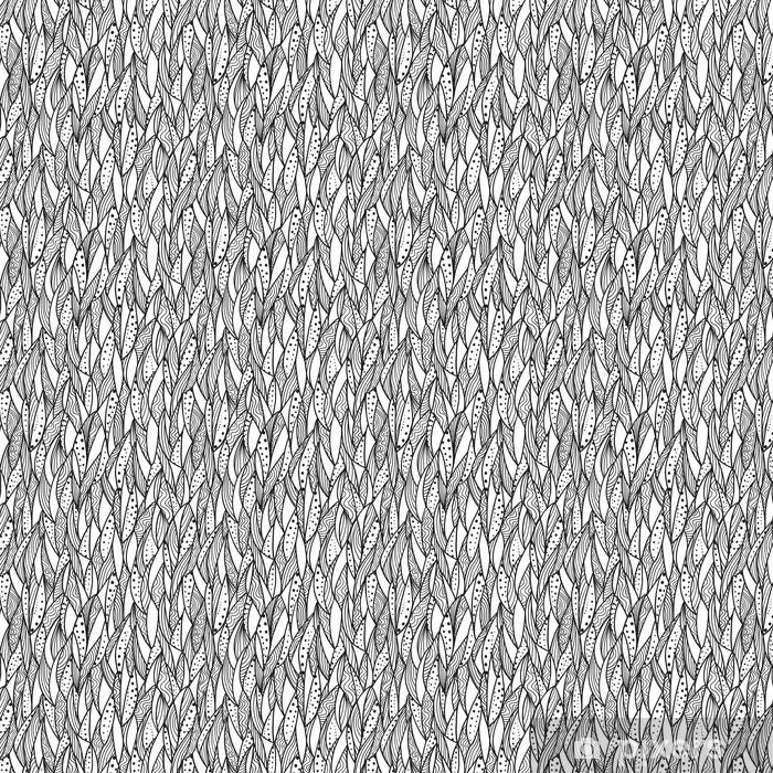 Tapeta na wymiar winylowa Monochromatyczny powtarzalny wzór - Finanse