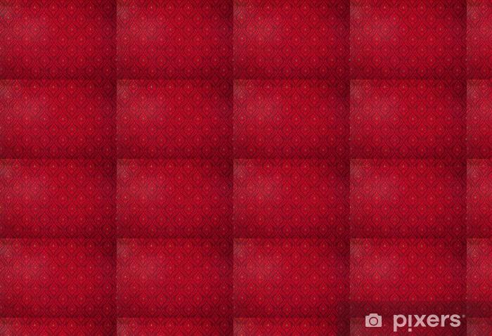 Tapeta na wymiar winylowa Tajski styl wzór tkaniny ręcznie - Surowce