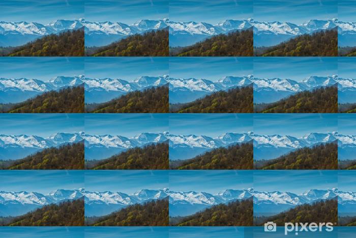 Tapeta na wymiar winylowa Zobacz ponad Pirenejach - Europa