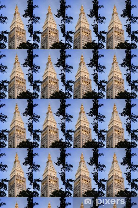 Vinyl behang, op maat gemaakt Toren in Madison - Amerikaanse steden