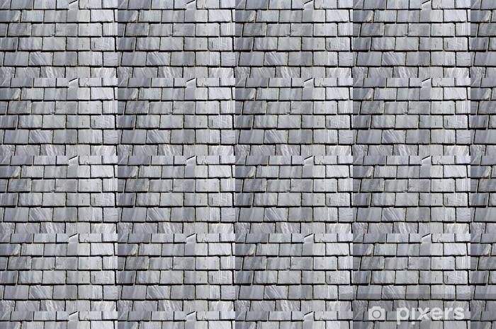 Tapete Hintergrund Auf Dem Dach Mit Schieferplatten Pixers
