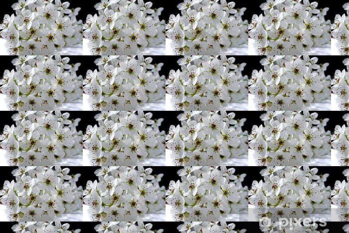 pear blossoms Vinyl Custom-made Wallpaper - Trees