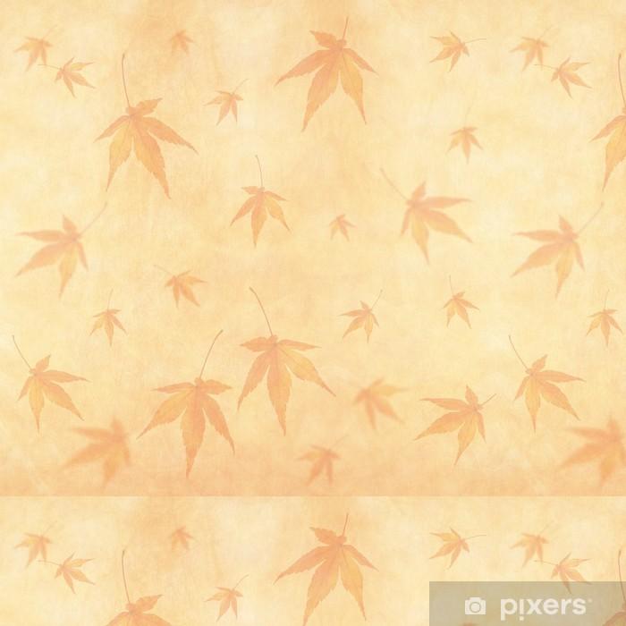 Vinylová Tapeta Podzim - Roční období