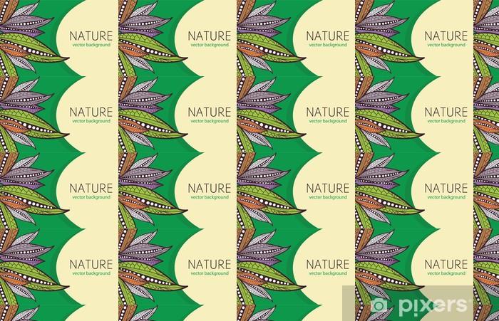Vinylová tapeta na míru Příroda na pozadí - Pozadí