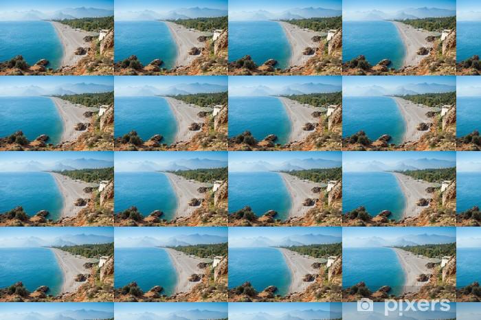 Papier peint vinyle sur mesure . Konyaalti Beach, Antalya - Thèmes