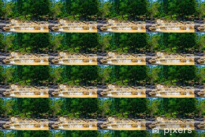 Måttanpassad vinyltapet Kaskad i djungeln - Teman