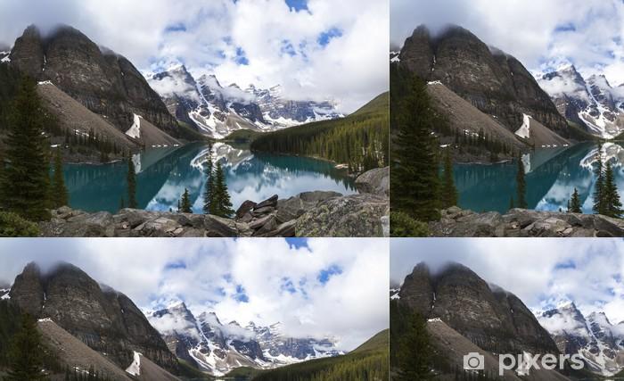 Vinyl Behang Moraine Lake, Banff National Park, Alberta, Canada - Thema's