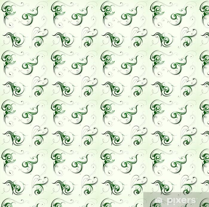 Özel Boyutlu Vinil Duvar Kağıdı Çiçek süsleme - Soyutluk