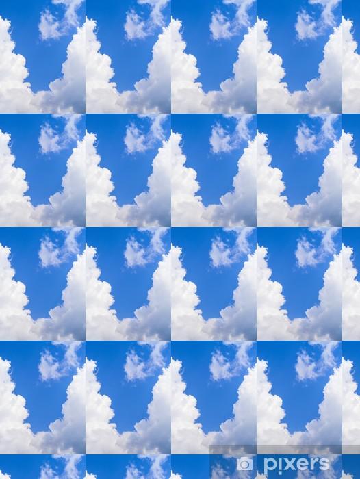 Papier peint vinyle sur mesure Blue sky - Ciel