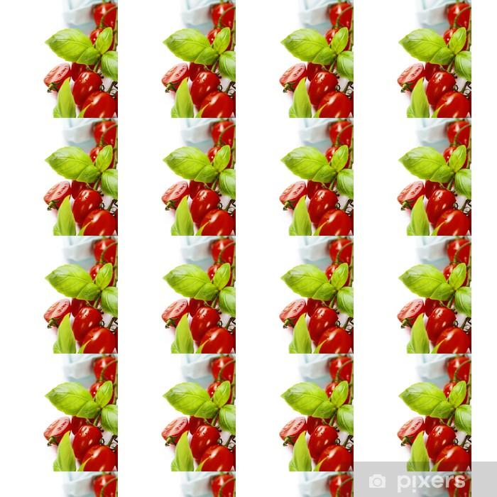 Tuoreet tomaatit Räätälöity vinyylitapetti - Themes
